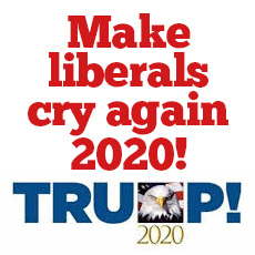 Make Liberals Cry TRUMP 2020