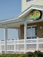 Flick's Pub, Location for The Tri-District Republican Club