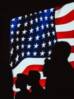 Photo by Brett Sayles from Pexels of the American Flag